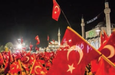 15 Temmuz 2016 demokrasinin ve millî iradenin zafer günüdür.