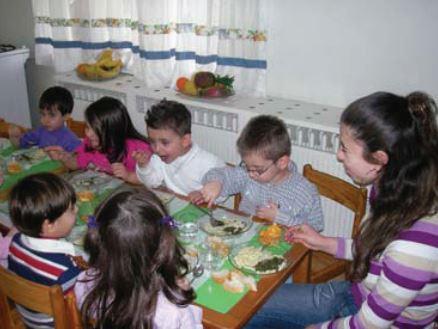 Çocuklarda Uyarılma ve Etkinlik İçinde Olma Duygusu